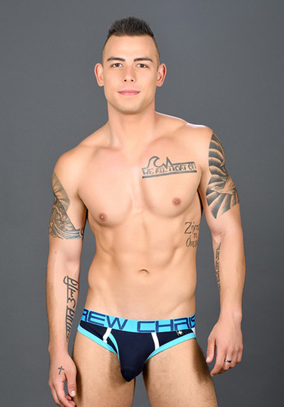 Andrew Christian 91092 Fly Brief Jock Almost Naked