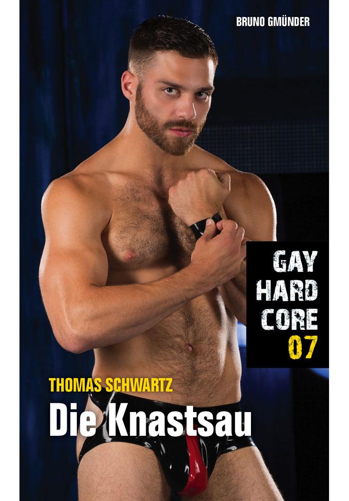 Gay Hardcore 07: Die Knastsau