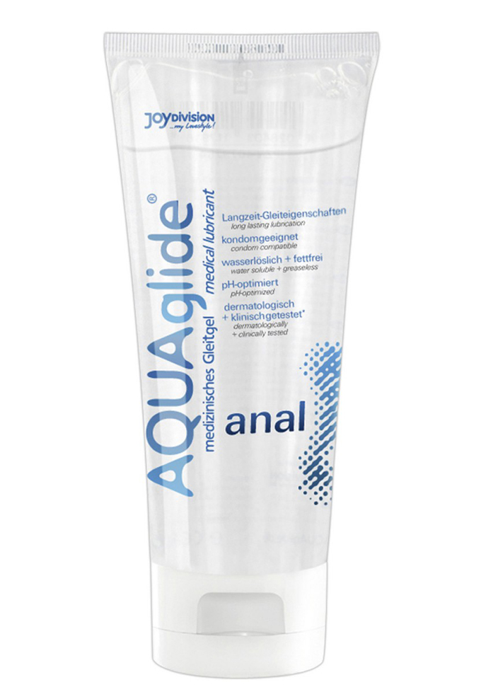 AQUAglide Anal 100 ml - Gleitmittel (= 11,99€ / 100ml)