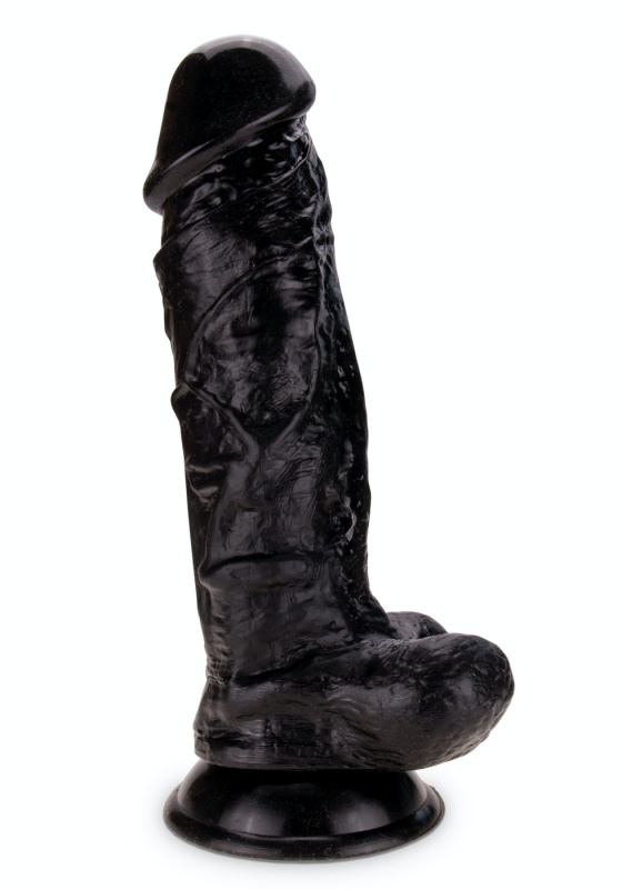 Mr. Cock: XXL Dildo 28 cm (black)