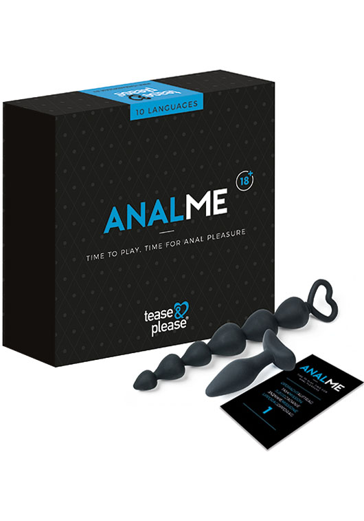 """ANALME"" - Time to Play"