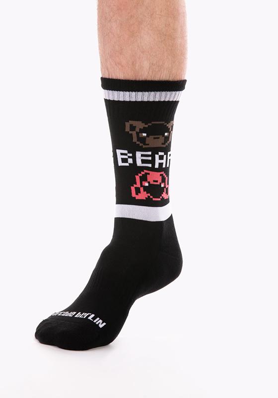 Barcode Berlin 91630 Gym Socks Big Bear