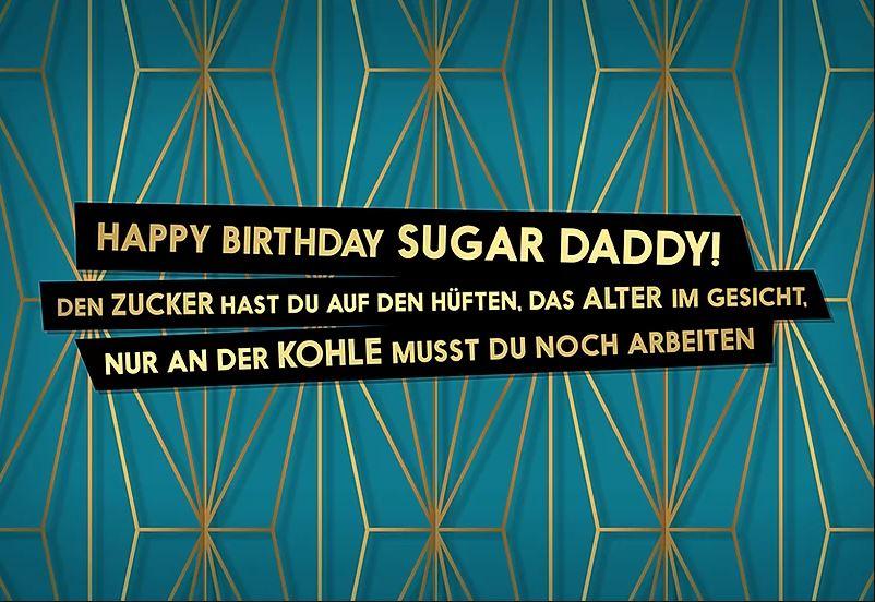 FckYouCards: Happy Birthday Sugar Daddy!