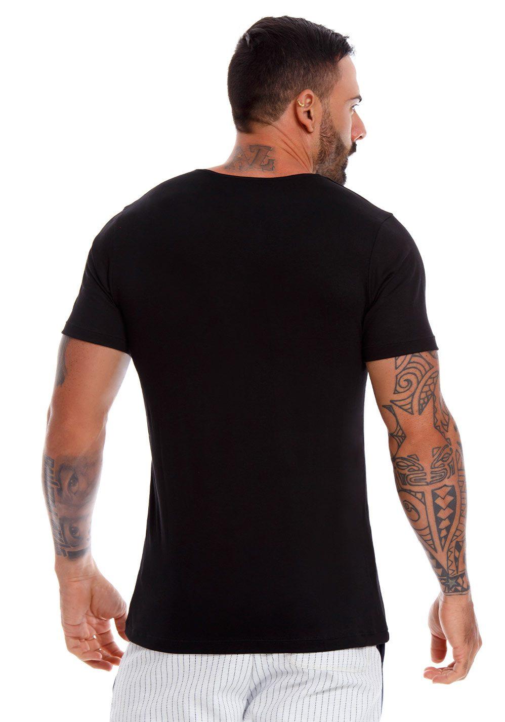 JOR T-Shirt Cross | Black
