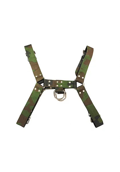 Rouge Army Camouflage Harness