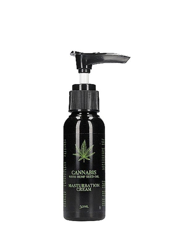 Cannabis Masturbation Cream 50 ml