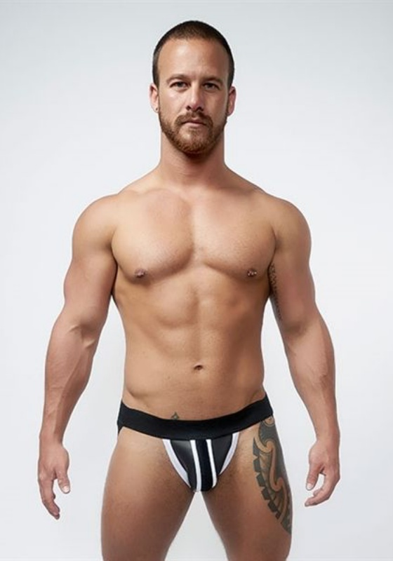 Mr. B Neoprene Jockstrap
