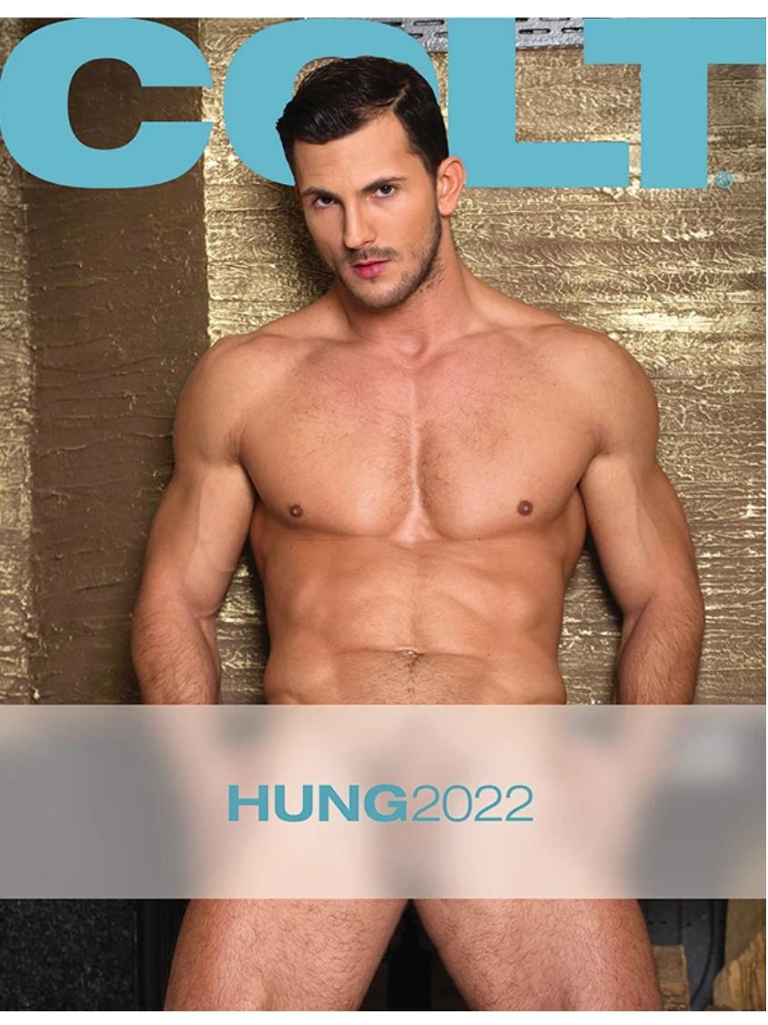 Colt Hung Kalender 2022