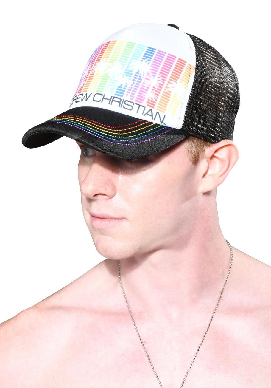 Andrew Christian Digital Paradise Cap