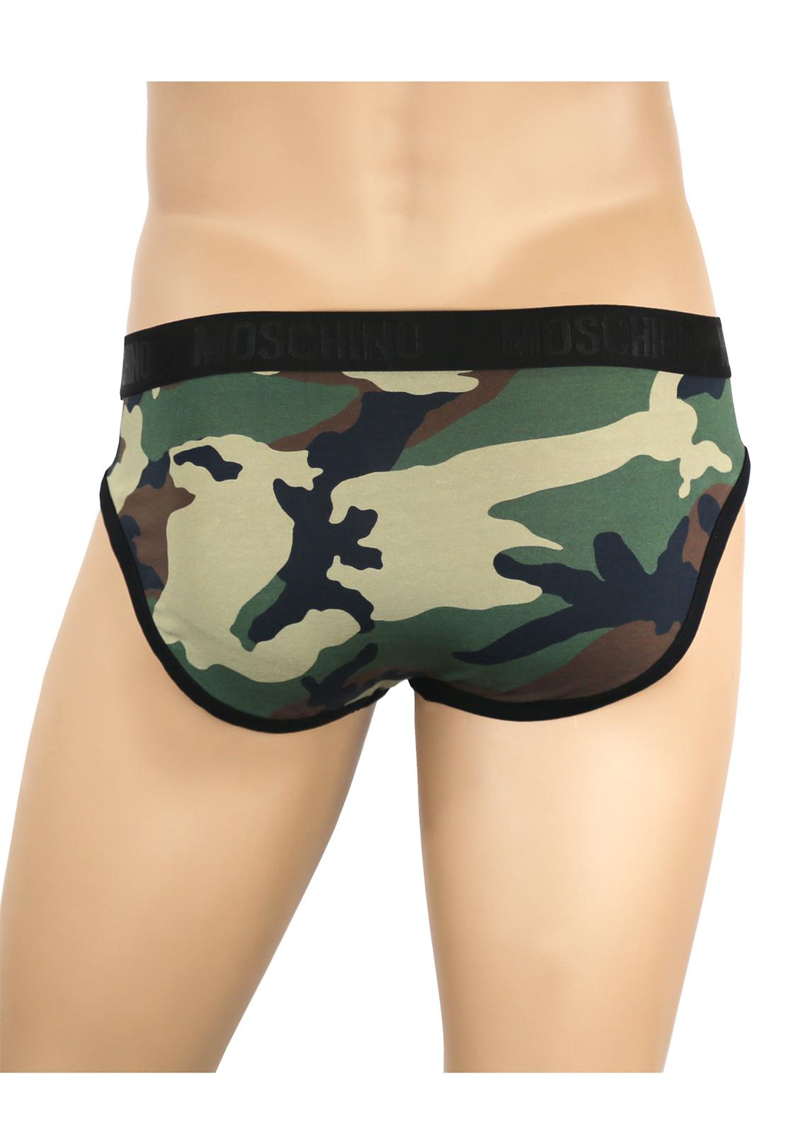 Moschino Brief | Camouflage