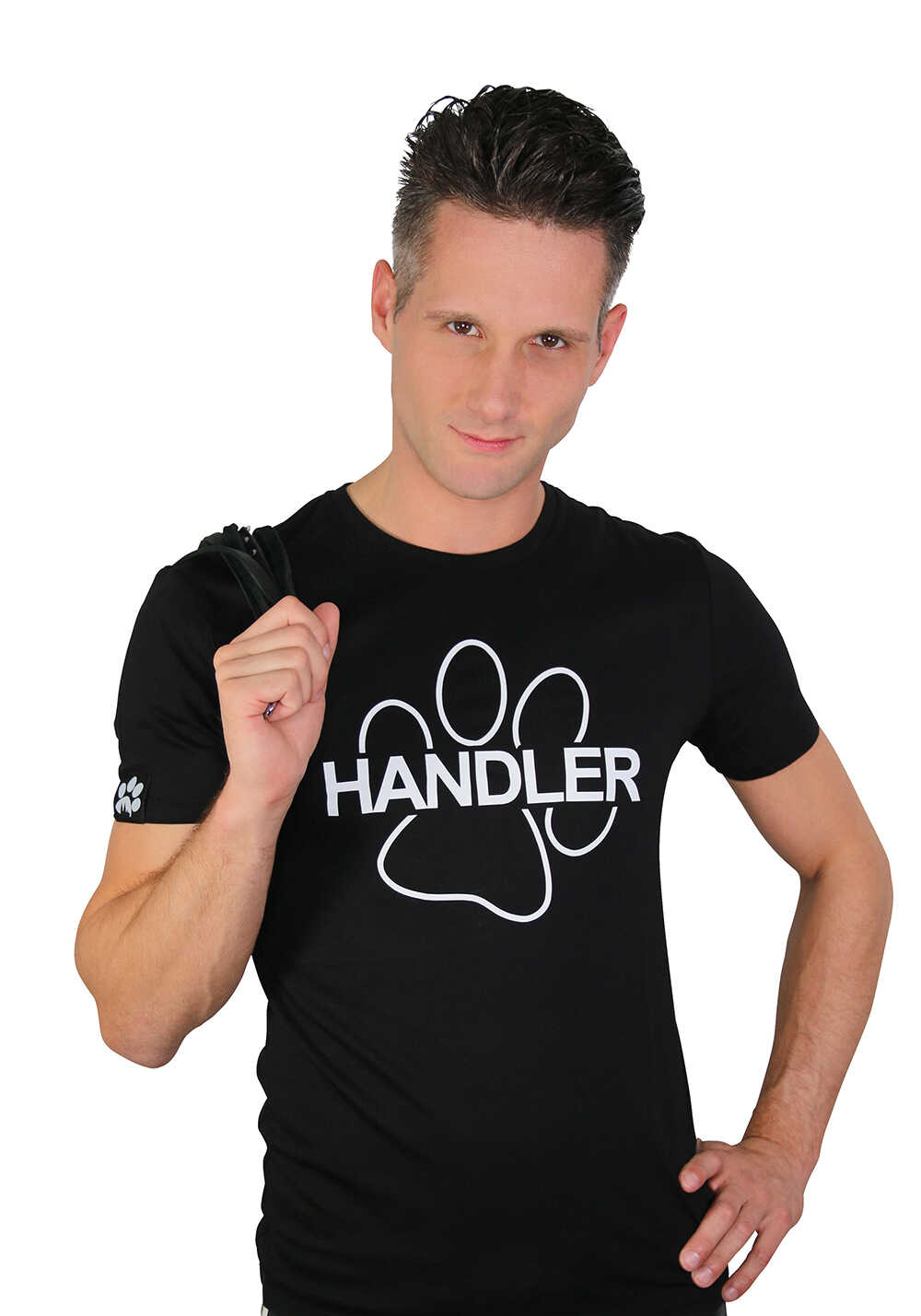 Puppy T-Shirt Handler