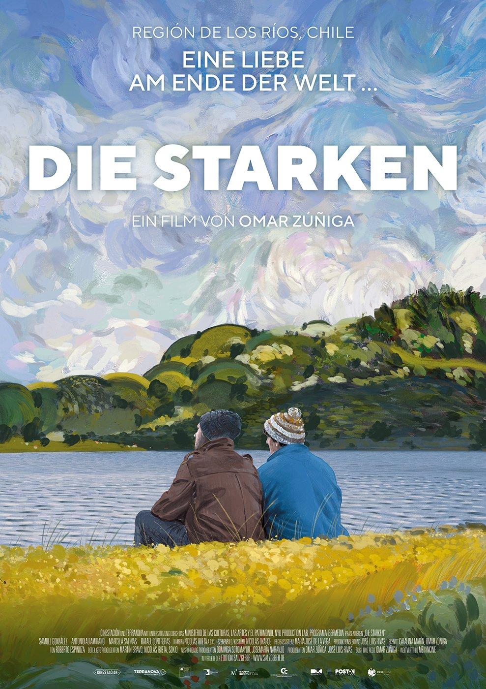 Die Starken (DVD)