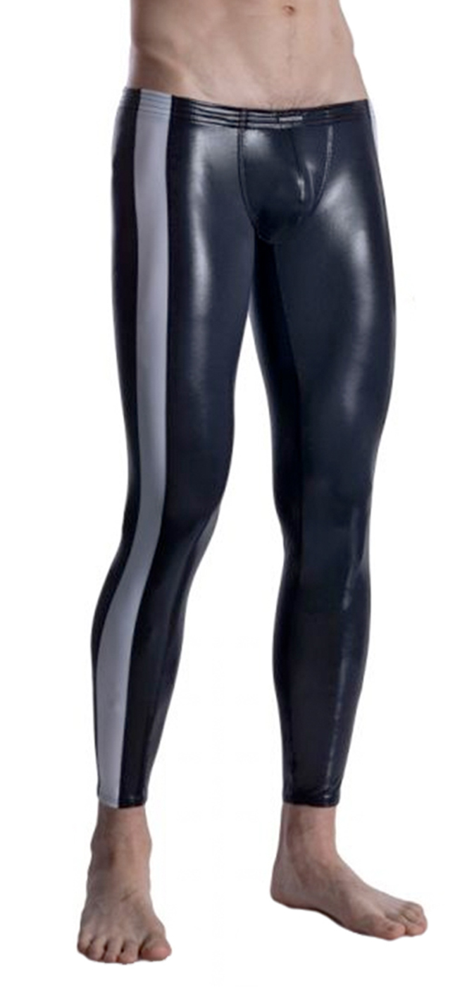 MS M2004 black/white XL Bungee Leggings