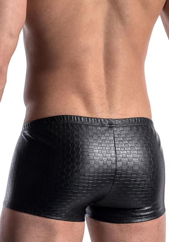 Manstore M956 Black Zipped Boxer