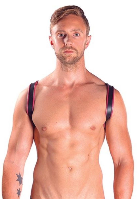 Mr. B Leder Sling Harness Premium