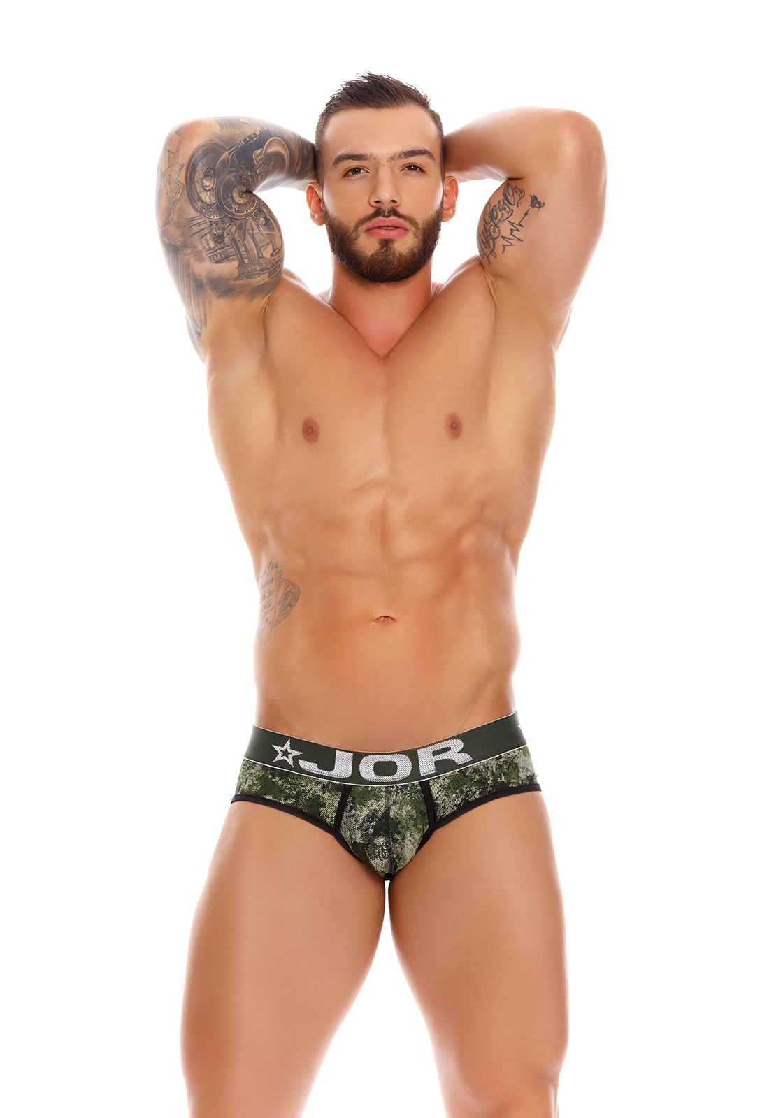 JOR Brief Army | Green