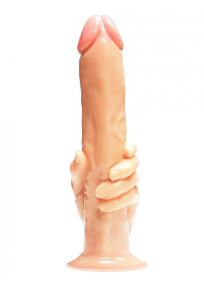 Falcon Toys: The Grip Cock in Hand Dildo