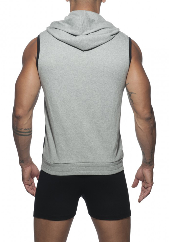 Addicted Sleeveless Hoody