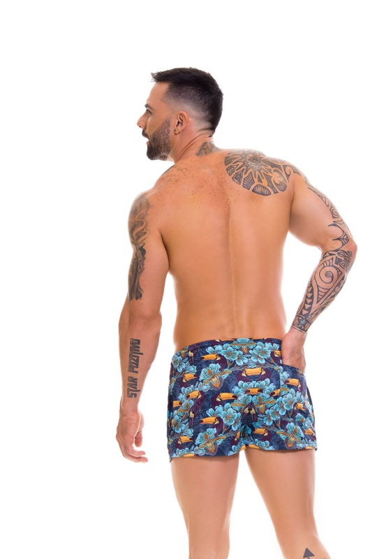 JOR Mini Swim Short Tropical