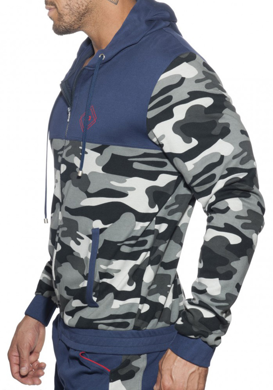 Addicted 659 Sport Camo Jacket