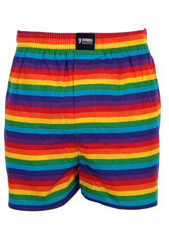 Happy Shorts Rainbow Boxer