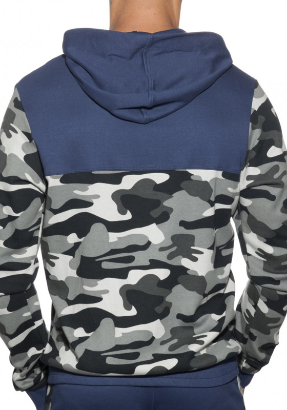 Addicted Sport Camo Jacket