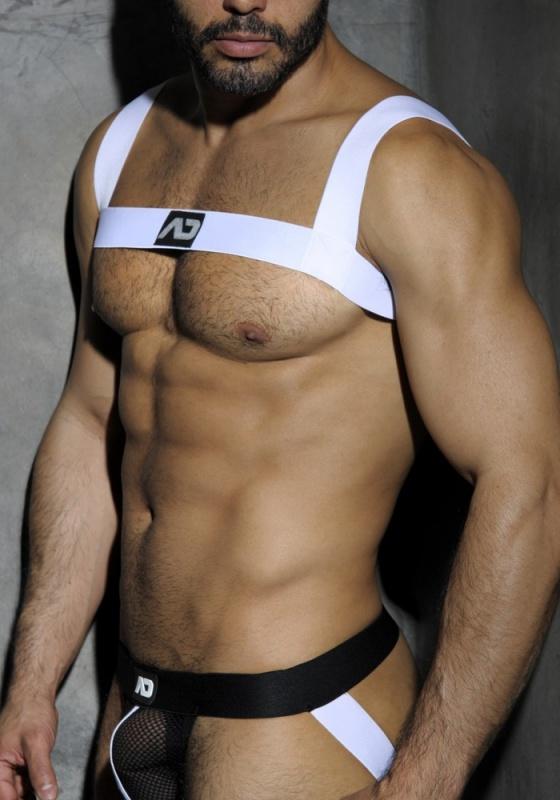 Addicted F37 white Harness