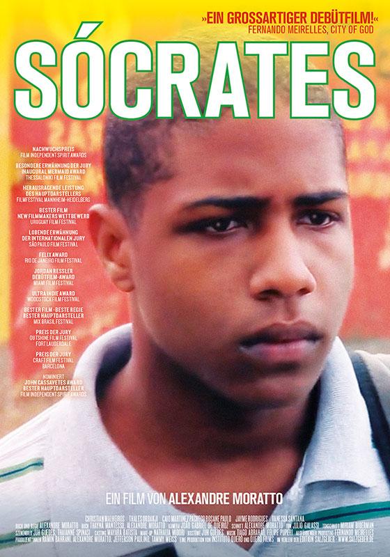 Socrates - portug. OmU (DVD)
