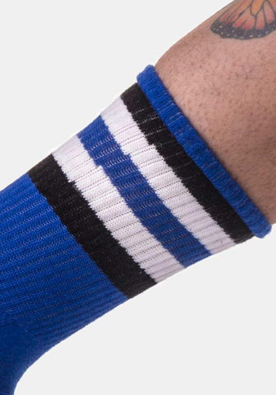 Barcode Berlin 91720 Half Fetish Socks Stripes