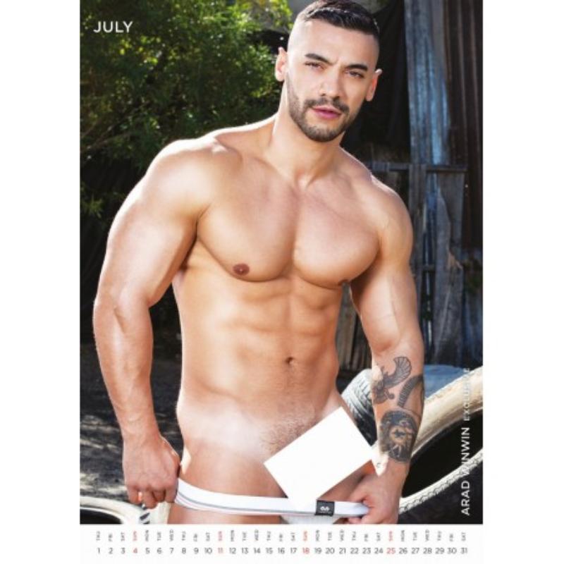 The Men of Hot House Kalender 2021