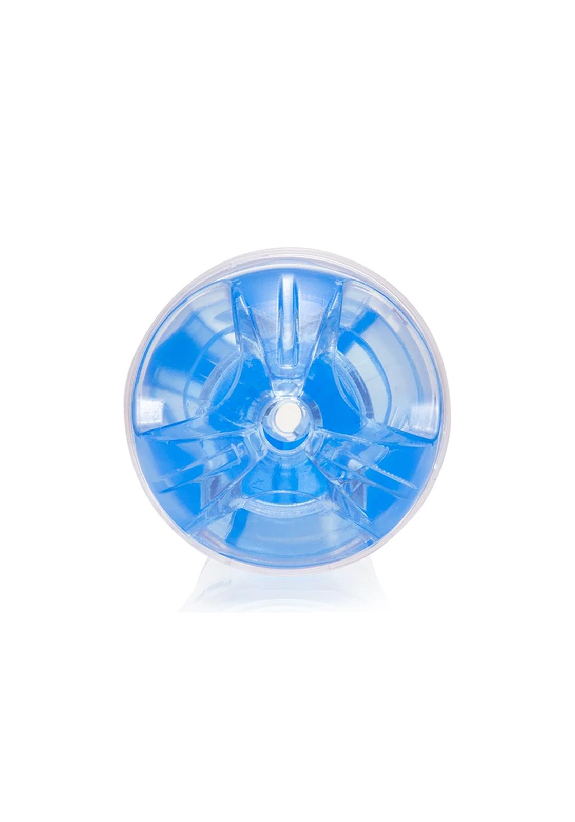 Fleshlight Flight Commander Masturbator (clear blue ice)