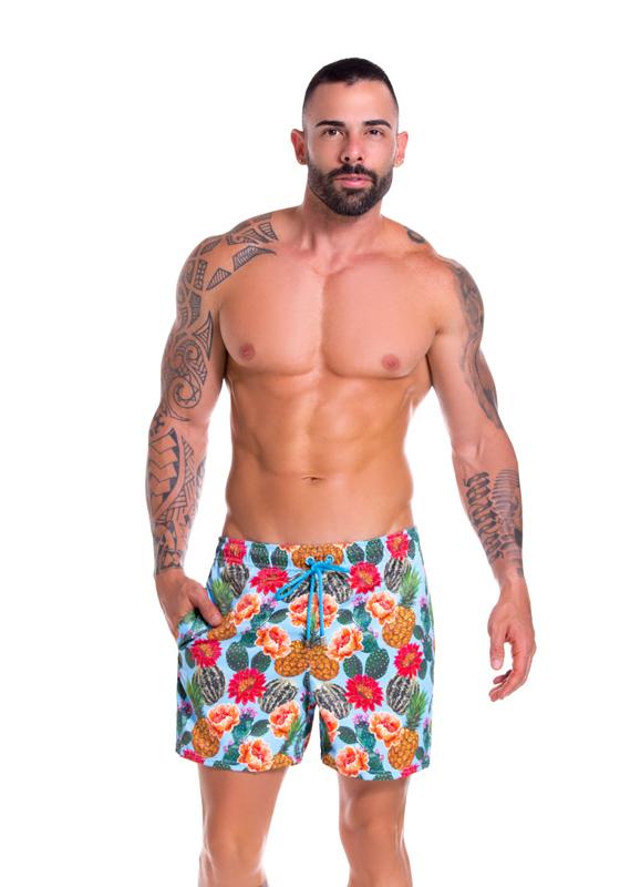 JOR 0907 Swim Short Cactus