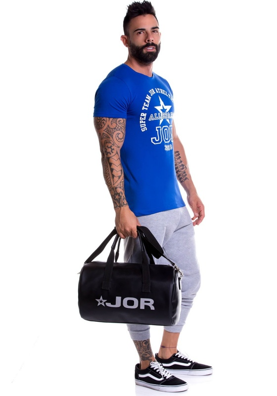 JOR Black Sporttasche Bag