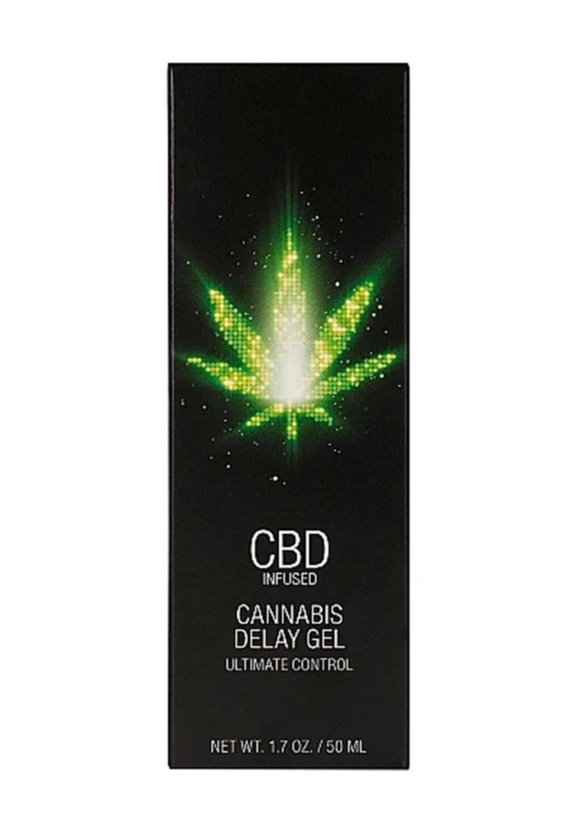 Cannabis Delay Gel 50 ml