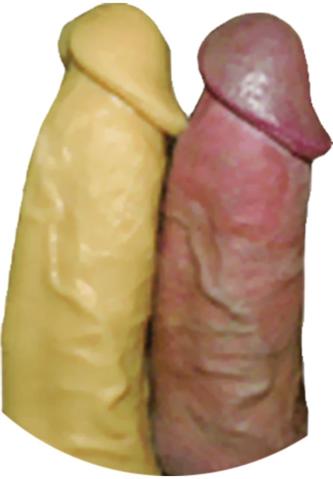 Clone-A-Willy-Kit - hautfarben