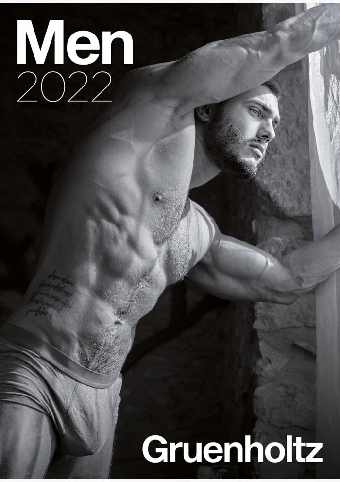 Gruenholtz Men Kalender 2022