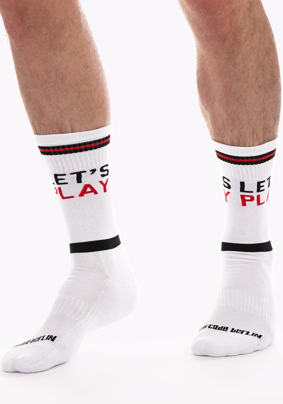 Barcode Berlin 91626 Gym Socks Lets Play