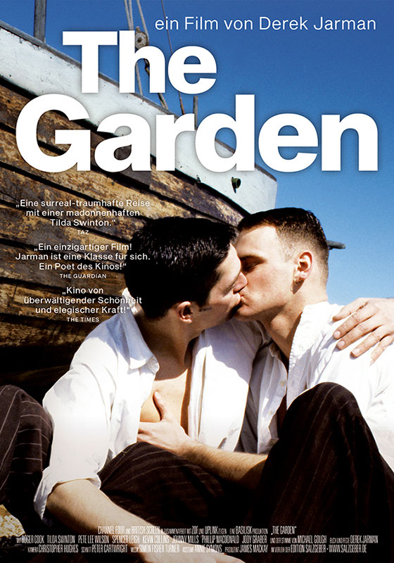 The Garden - engl. OmU (DVD)