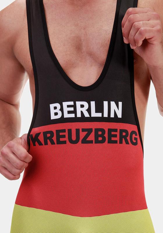 Barcode Berlin 91706 Singlet Filipp