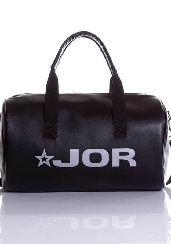 JOR Black Sporttasche Bag