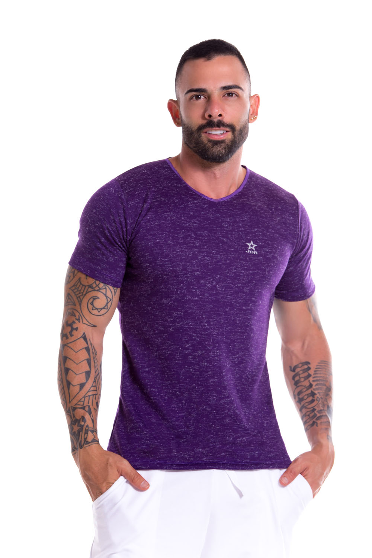 JOR  purple L Shirt PORTO