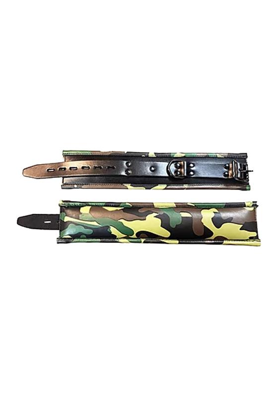 Rouge RC10006CA Black/Camo Handfesseln Gepolstert