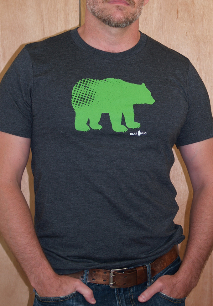 Ajaxx63 RF30 Tech Bear T-Shirt