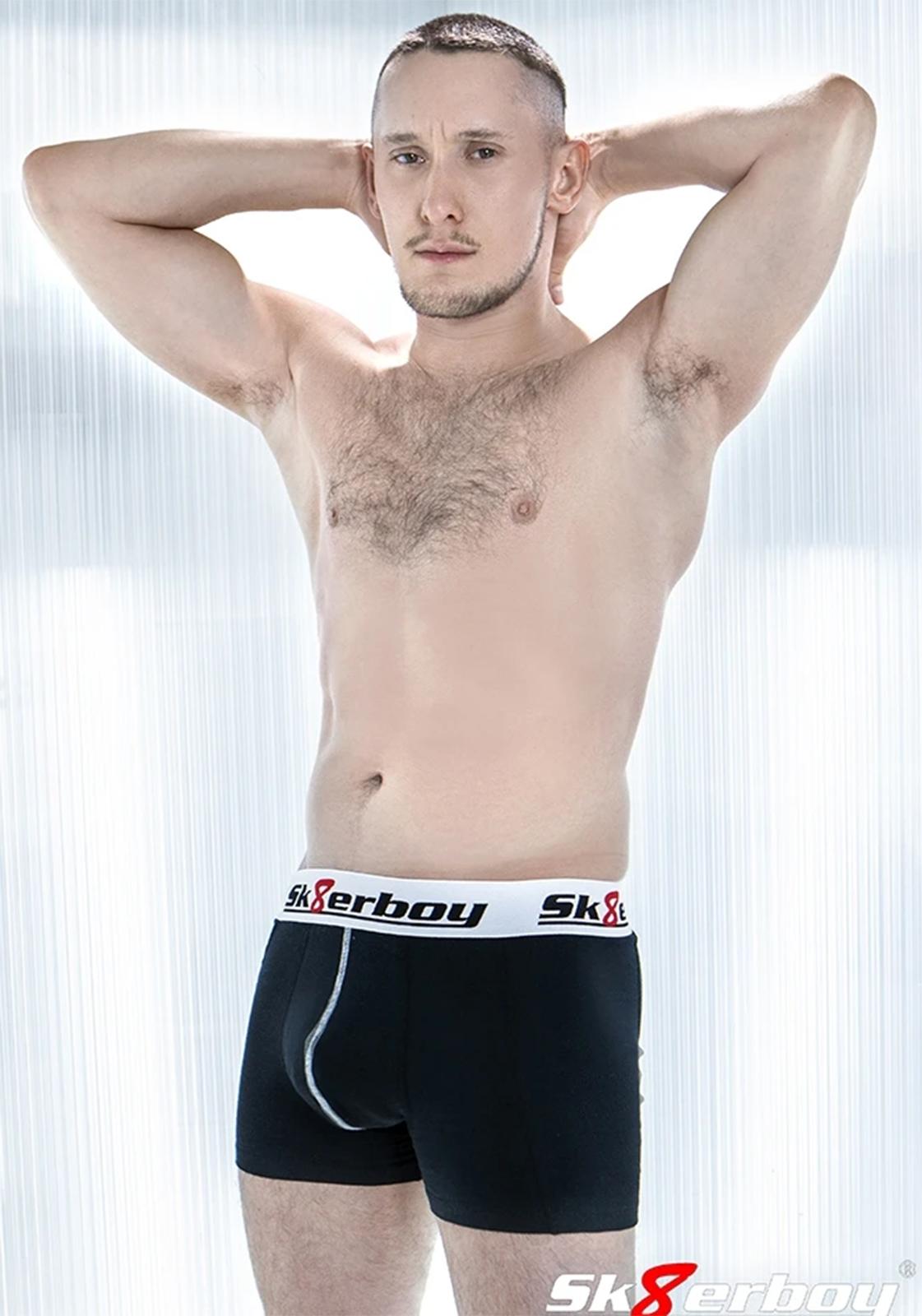 Sk8erboy Boxershorts | Black