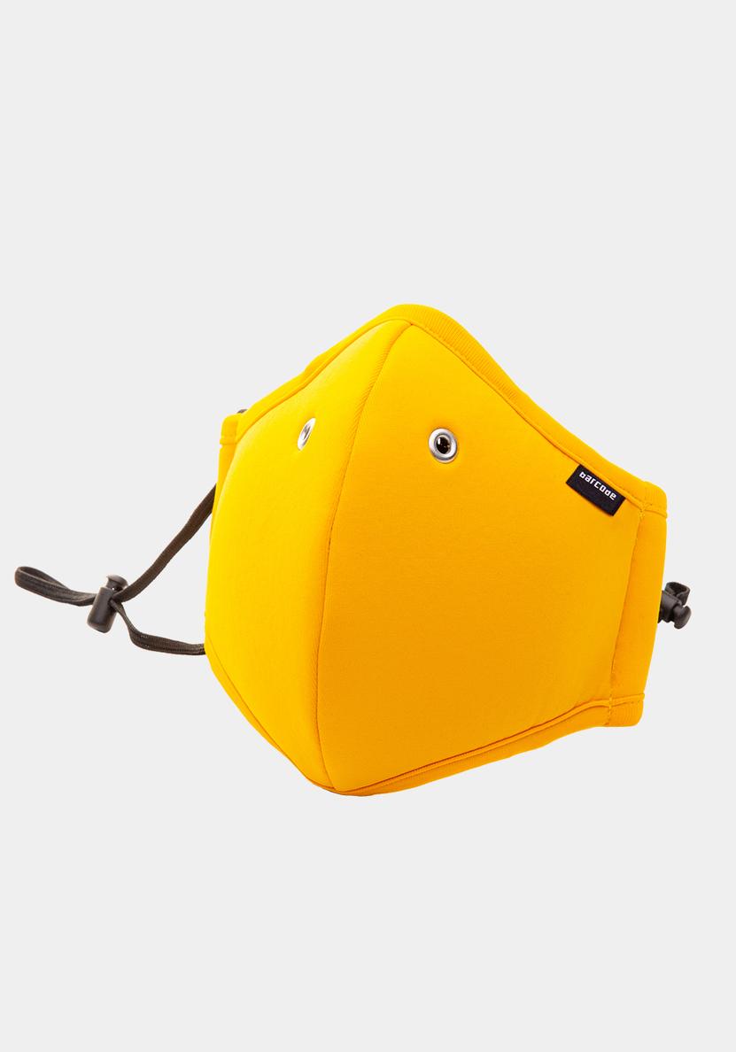 Barcode Berlin Mask Commander Aiden | Yellow