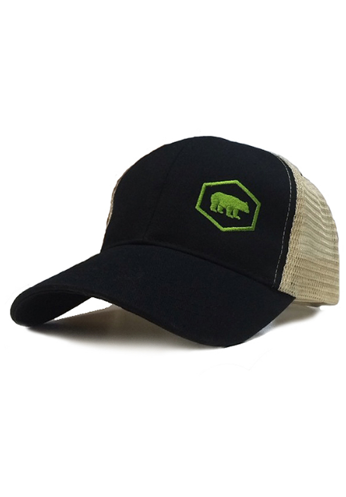 AX CP20 navy OS Cap Tech Bear