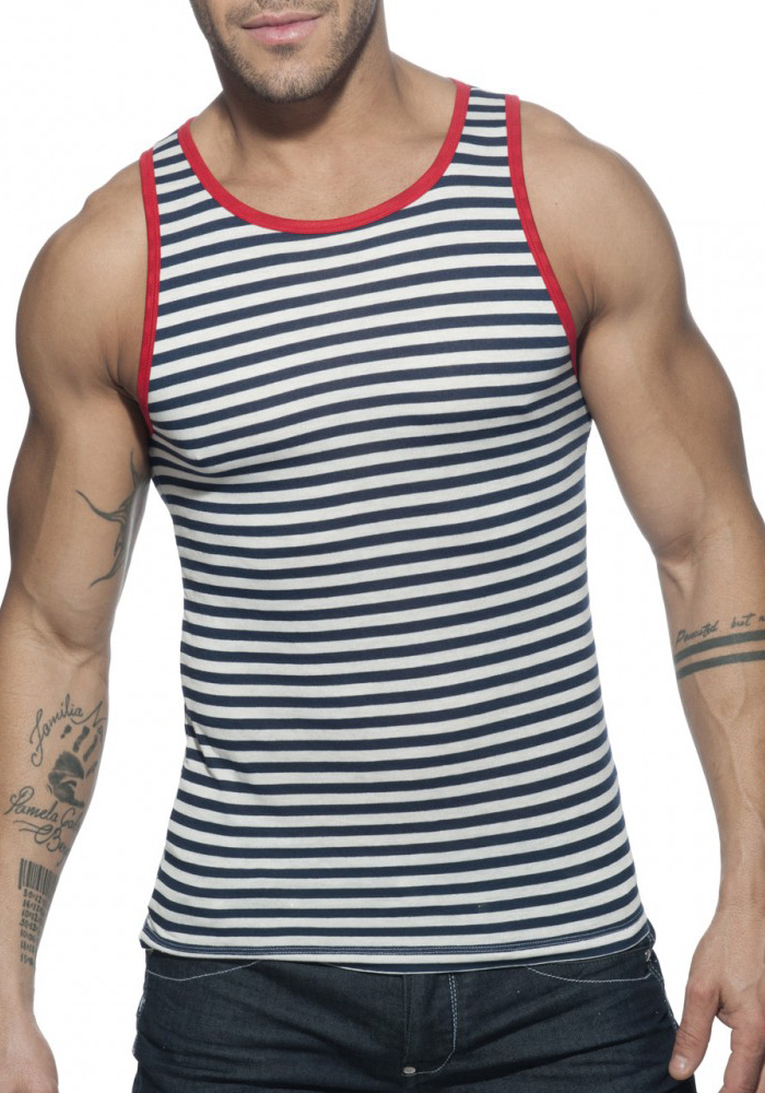 Addicted 588 Sailor Tank Top