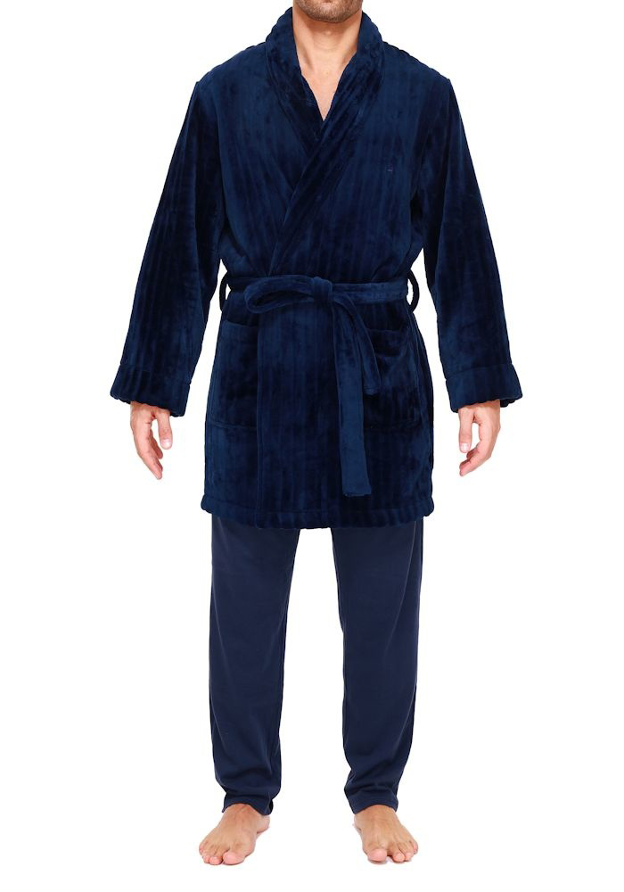 HOM Robe Peter | Navy