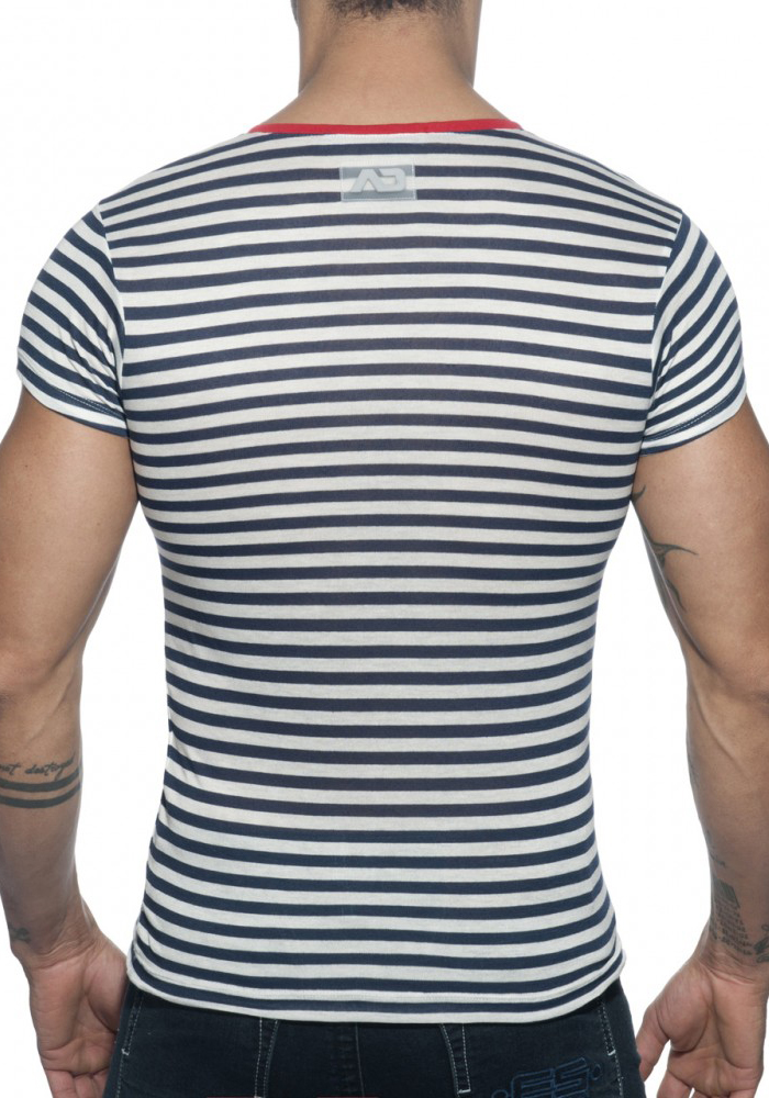 Addicted Sailor T-Shirt | Red
