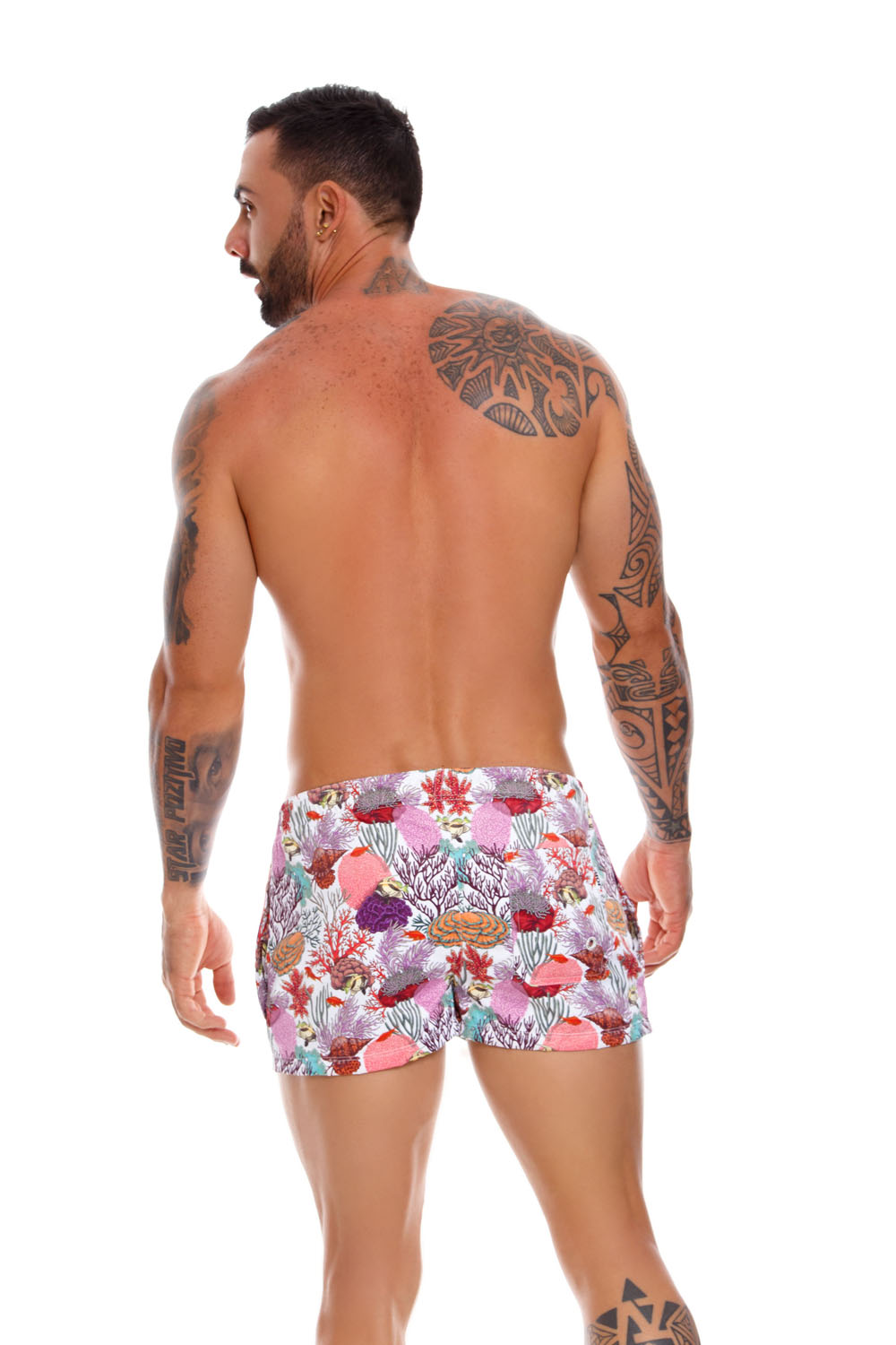 JOR Mini BeachShort REEF